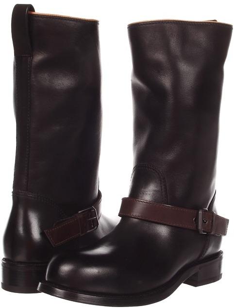 Bottega Veneta 297864VO280 1042 (Nero/Espresso) - Footwear