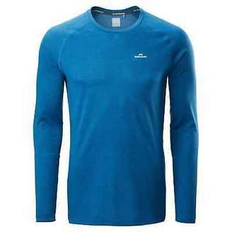 Kathmandu NEW driMOTION Men's Long Sleeve Tee Active Gym Performance T-Shirt