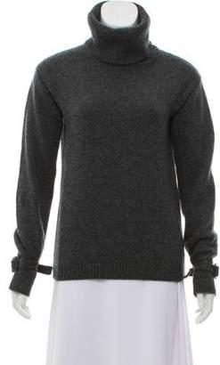 Prada Turtleneck Sweater Long Sleeve Sweater