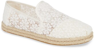 Toms Deconstructed Alpargata Slip-On