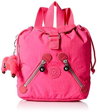 Kipling Fundamental XS Surfer Pink Mini Backpack