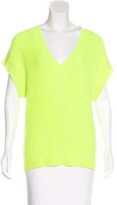 Michael Kors Knit Cashmere Vest