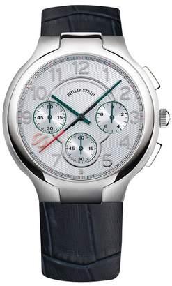 Philip Stein Teslar Men's Classic Round Quartz Watch, 45mm