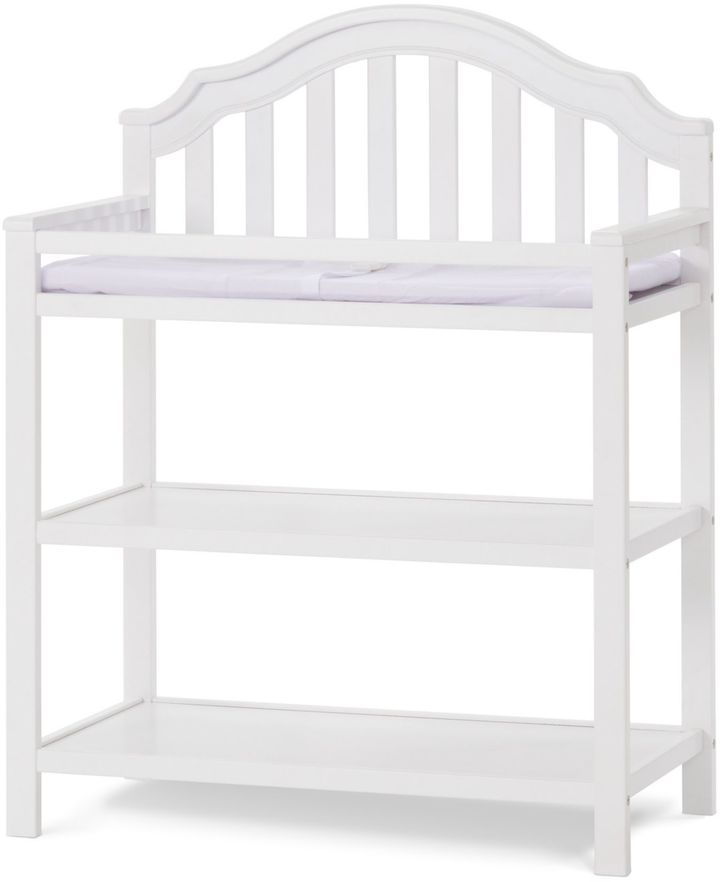 Child Craft Child CraftTM Penelope Changing Table in Matte White