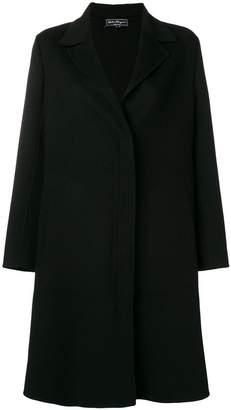 Salvatore Ferragamo classic midi coat