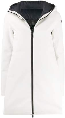 RRD boxy fit hooded coat