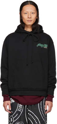 Song For The Mute Black Nothing Edition Balm Long Sleeve Hoodie