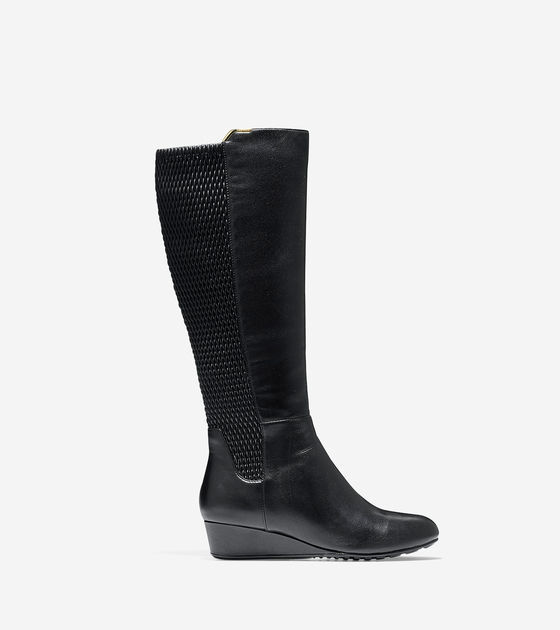 Cole Haan Tali Grand Stretch Boot (40mm)
