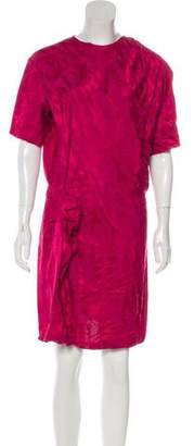 Isabel Marant Jacquard Knee-Length Dress
