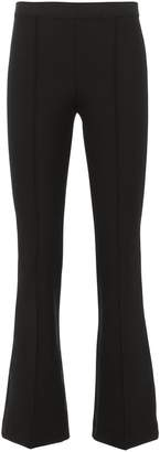 Helmut Lang Neoprene Crop Flare Leggings