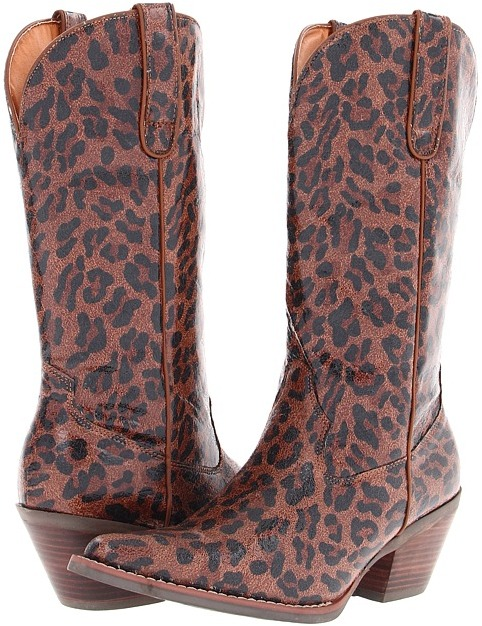 NOMAD Sunline (Brown Leopard) - Footwear