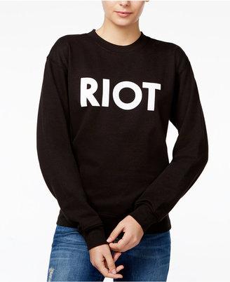 Sub_Urban Riot Graphic Sweatshirt $58 thestylecure.com