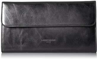 Liebeskind Berlin Women's Mariaw7 Metallic Leather Envelope Clutch