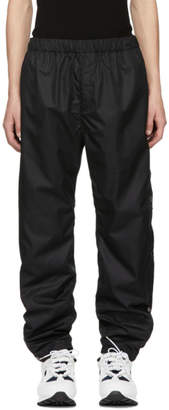 Givenchy Black Snap Lounge Pants