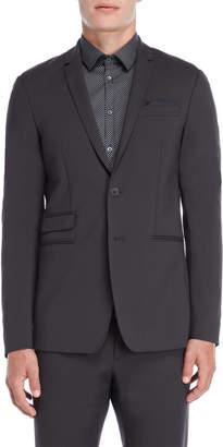Patrizia Pepe Skinny Fit Suit Jacket