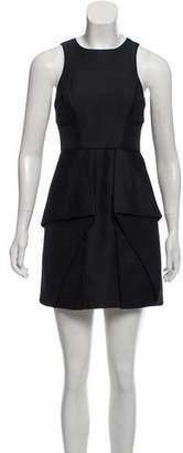 Tibi Structured Sleeveless Dress