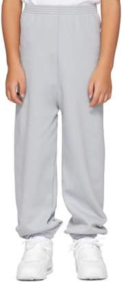 Balenciaga Boy Grey BB Lounge Pants