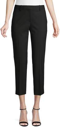 Theory Treeca Cropped Suit Trouser