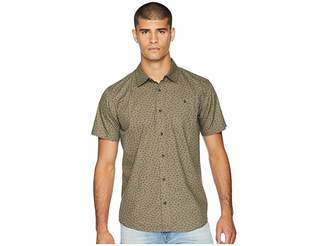 O'Neill Central Short Sleeve Woven Top