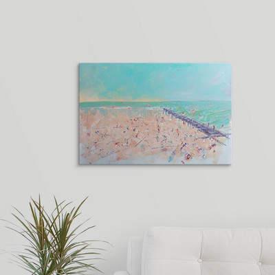 Wayfair 'Spring Break II' Painting Print