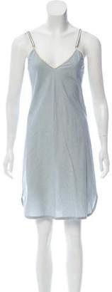 Nili Lotan Sleeveless Mini Dress