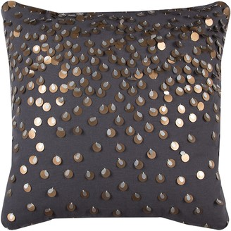 Rizzy Home Sporadic Sequins Throw Pillow