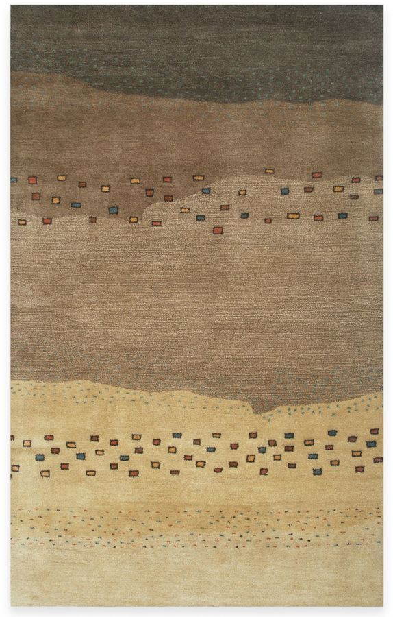 Bed Bath & Beyond Mojave Area Rugs in Beige/Brown