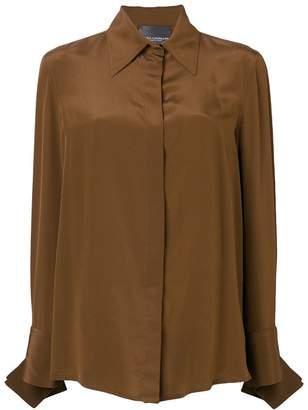 Cavallini Erika silk blouse