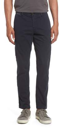 Eleventy Stretch Cotton Cargo Pants