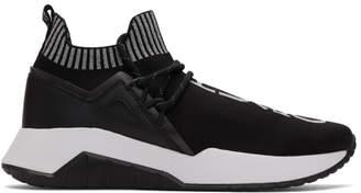 HUGO Black Atom Sneakers