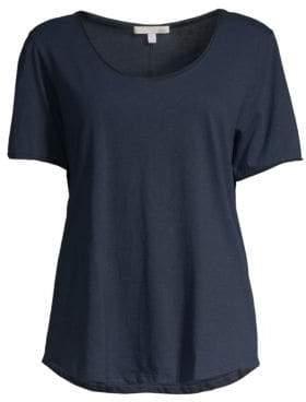 Skin Orlena Pima Cotton Loungewear Top