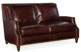 Howe Bradington-Young Leather Loveseat Bradington-Young