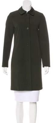 Burberry Knee Length Trench Coat