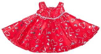 Teddy Mountain Teddy Hearts Dress