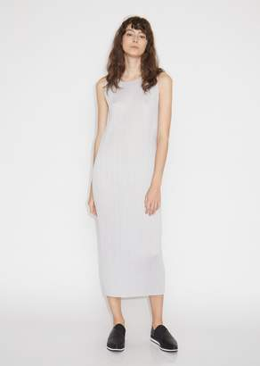 Pleats Please Issey Miyake Pleated Basic Tank Dress
