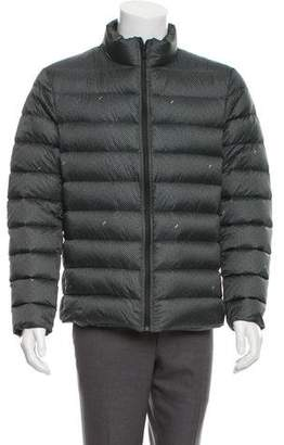 Fendi Roma Lightweight Puffer Jacket