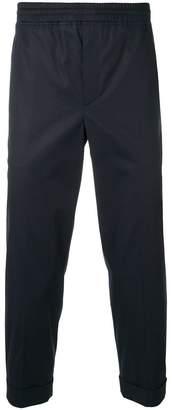 Neil Barrett slim-fit track pants