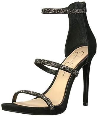 Jessica Simpson Women's RENNIA Heeled Sandal 5.5 Medium US