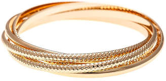 MONET JEWELRY Monet Gold-Tone Bangle Bracelet