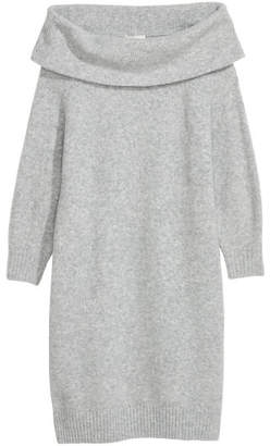 H&M Knit Dress - Gray