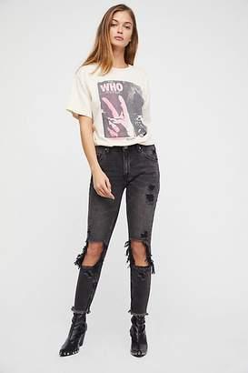 One Teaspoon Oneteaspoon OneTeaspoon High Waist Freebird Skinny Jeans