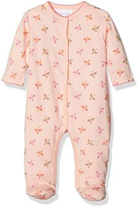 Rachel Riley Baby Girls' Bird Babygro Bodysuit,(Manufacturer Size: 3M)