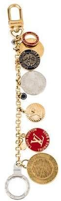 Louis Vuitton Globe Trunks & Bags Bag Charm