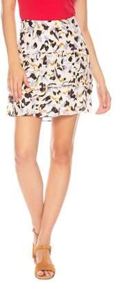 A.L.C. Baxter Silk Crepe Skirt