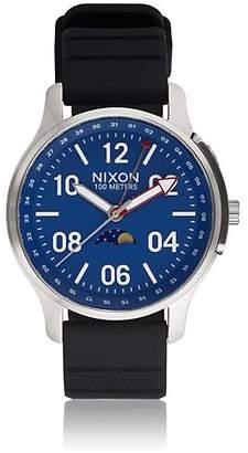 Nixon Men's Ascender Sport Watch - Silver