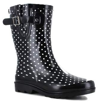 Western Chief Mini Dots Mid Rain Boot