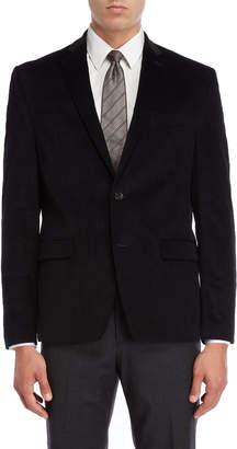 Lauren Ralph Lauren Black Corduroy Sport Coat