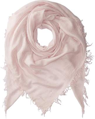 Chan Luu Scattered Sequin Scarf Scarves