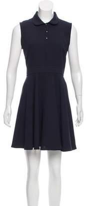 MAISON KITSUNÉ Sleeveless Mini Dress