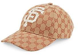 Gucci Women's Baseball Hat With SF GiantsTM Patch